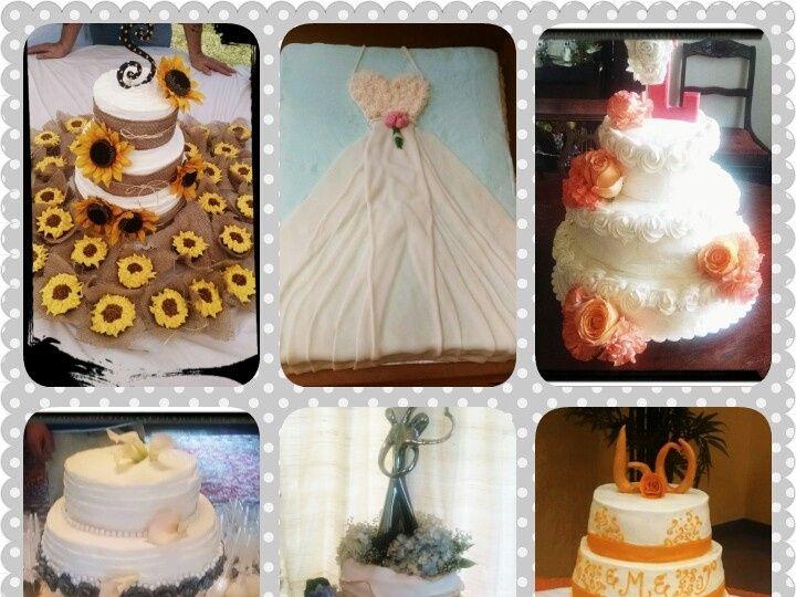 Tmx 1468347132005 Photogrid1436894710546 Dunn wedding cake