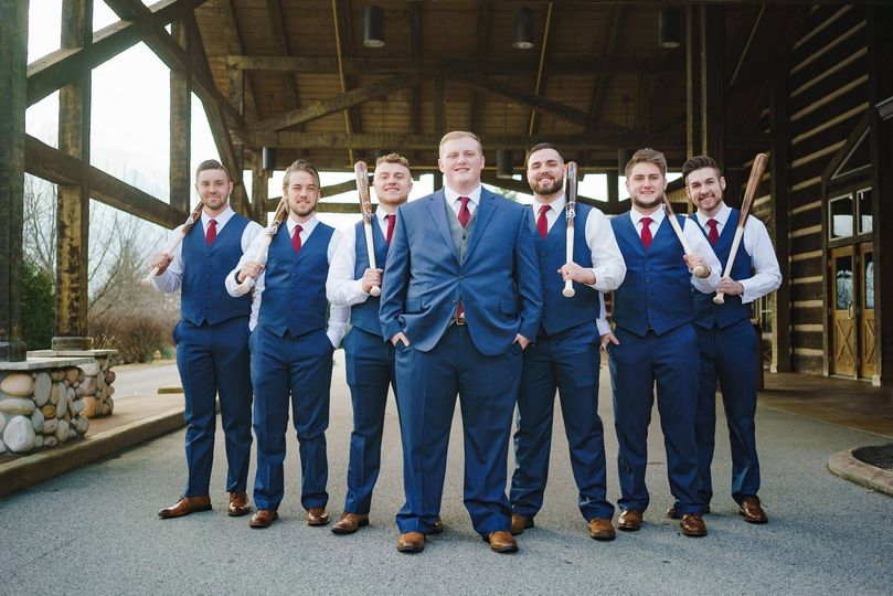 Mathis Wedding Winter 2018