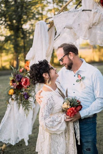 Hunter Vow Renewal Fall 2018