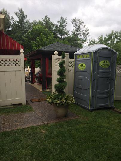 derby party porta potty
