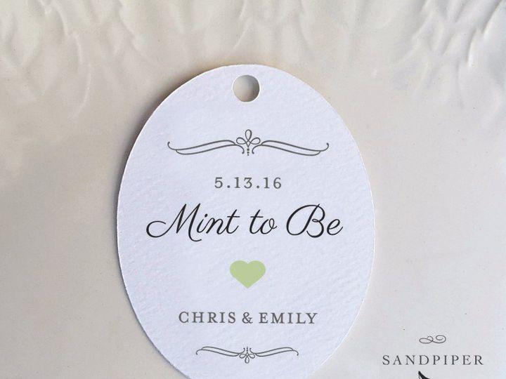 Tmx 1466865909058 Mint.to.bee Berkeley wedding favor