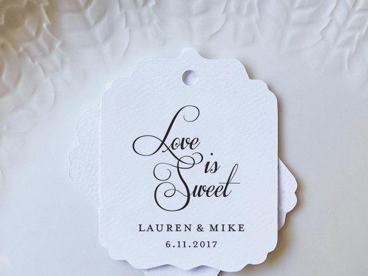 Tmx 1466865939945 Love.is.sweet Berkeley wedding favor