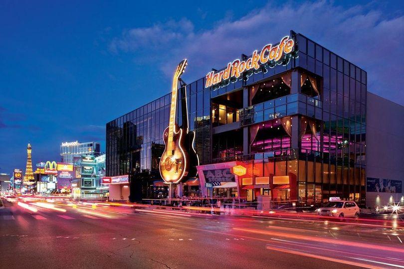 Hard Rock Cafe Strip Las Vegas Nv
