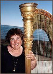 Penny Beavers, Harpist