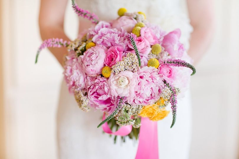 katelyn james pink bouquet 6 28 14