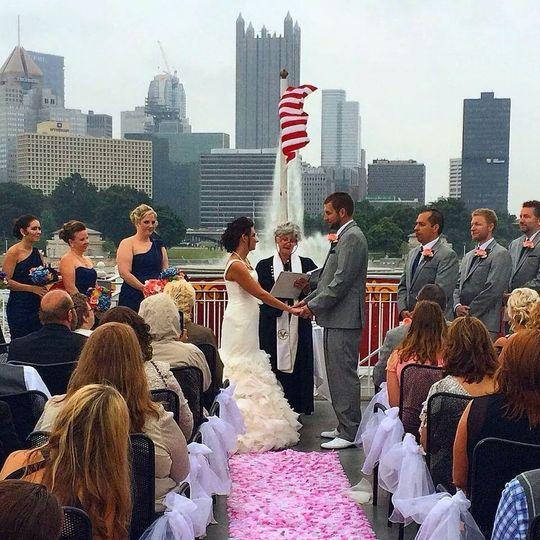 The Wedding Wire: Gateway Clipper Fleet