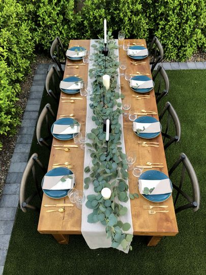 Overview of the guest table