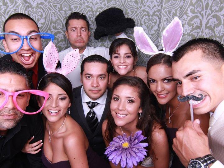 Tmx 1431642267473 Larger Group In Photo Booth Huntington Beach, California wedding photography