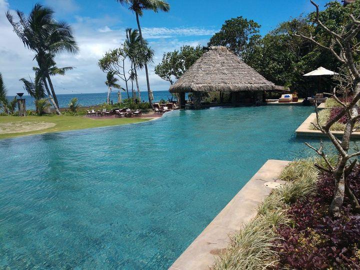 Fiji beautiful  surroundings