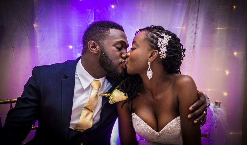 Wedding in Jamaica with Mr. & Mrs Millen