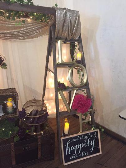 Vintage Ballroom Vendor Event