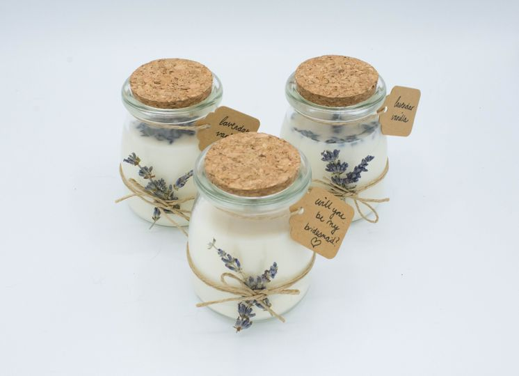 Lovely bridesmaid gifts