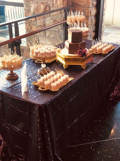 Dessert Tables are fun!