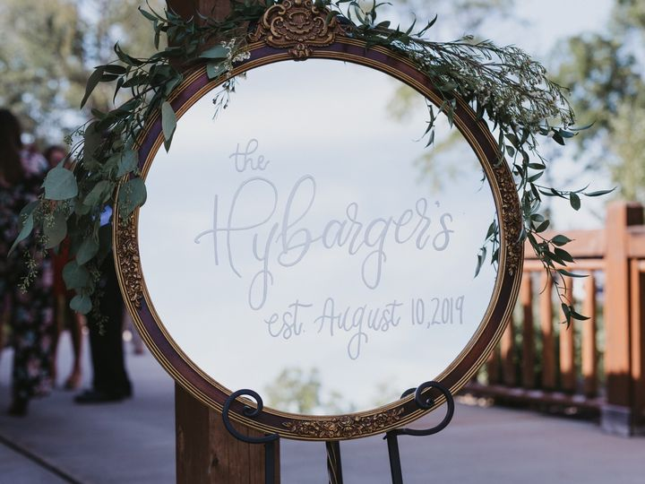 Tmx Mirror Welcome Sign 51 1895959 157913350122103 Indianapolis, IN wedding invitation