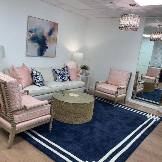 Bridal Suite at The Yacht Club