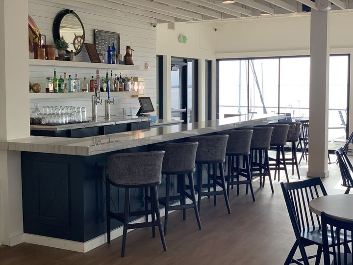 Bar in Lounge Room