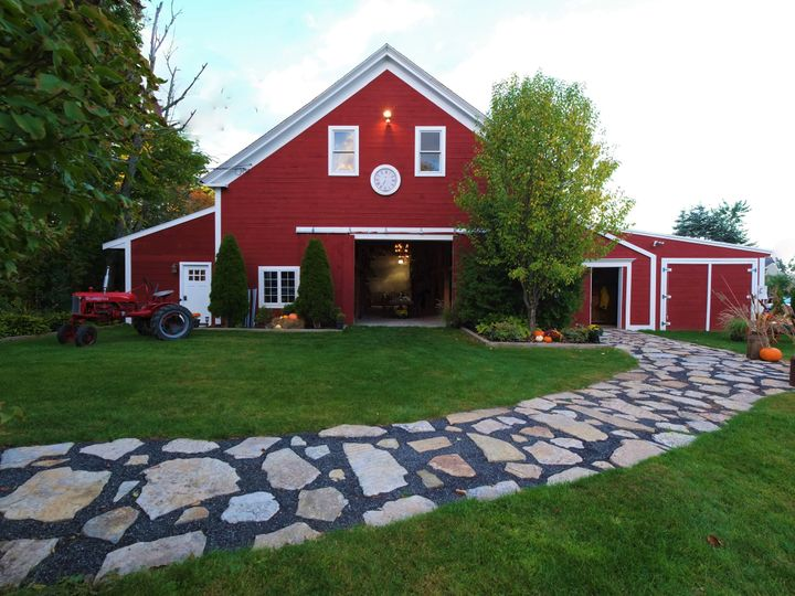 Tmx Edit Open Barn Door 51 1047959 Buxton, ME wedding venue
