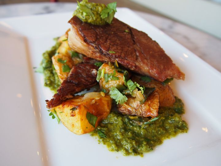 beef brisket chimichurri