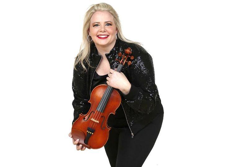 Vibrant violin!