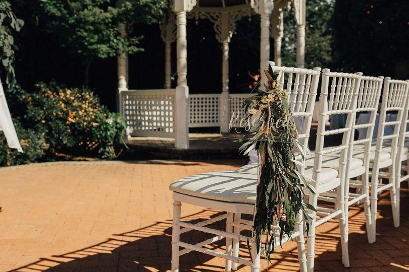Gardens Ceremony