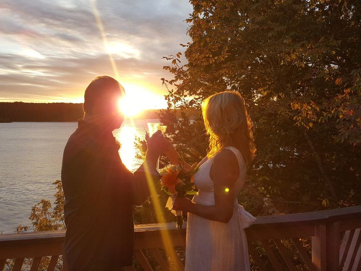 Tmx 1470934242054 Lake Sunset Lees Summit, MO wedding officiant