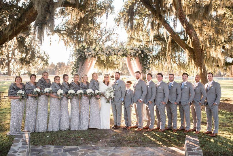 Designer Bridal Party