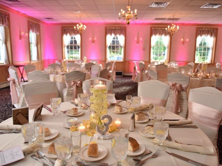 Tmx 1513805347376 Cottage Table 6 Wading River, New York wedding venue