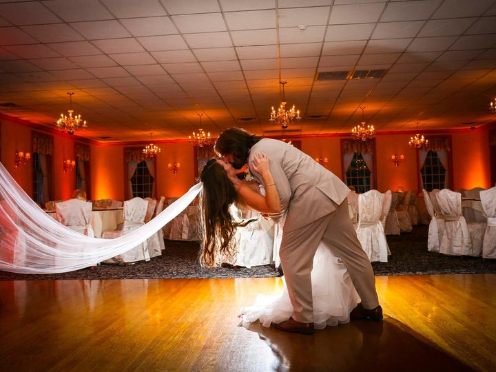 Tmx 1513805367019 Dance Floor Kissing Wading River, New York wedding venue
