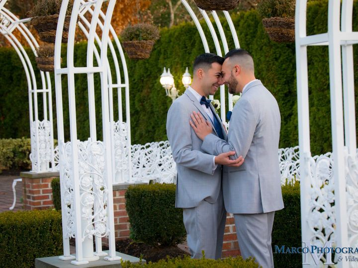 Tmx 1513807985159 Grooms Outside Ceremony 2 Wading River, New York wedding venue