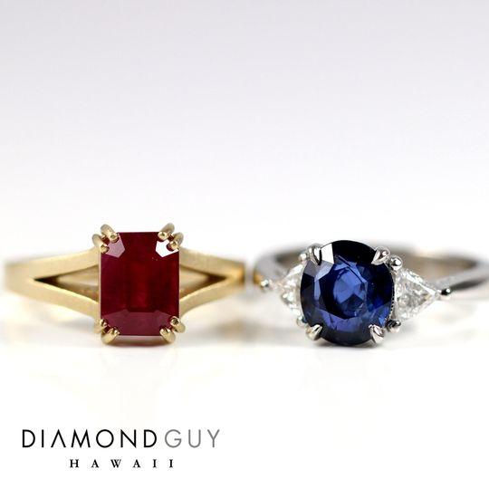 DGH custom Ruby / Sapphire