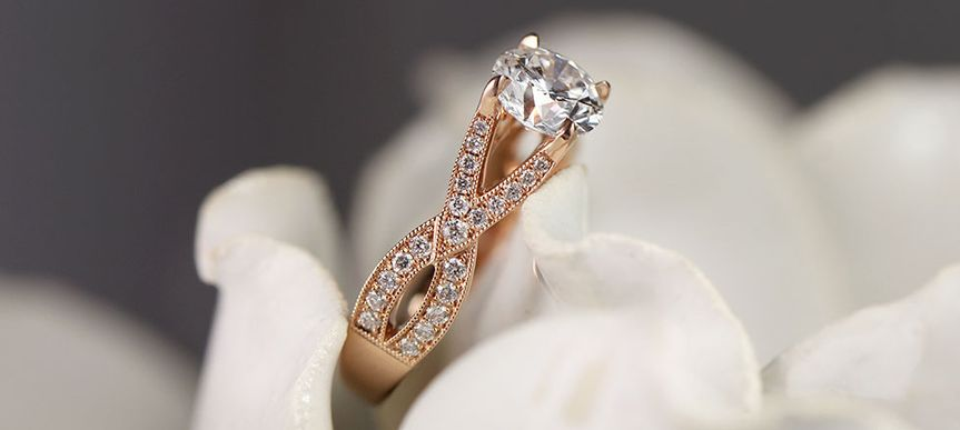 "DGH Custom ""Romance"" Ring"