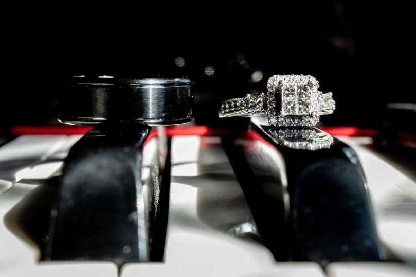 Piano Ring Shot