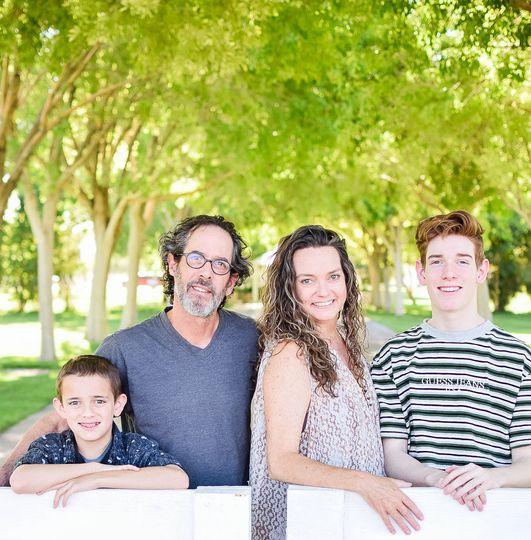 2018 Family Portrait