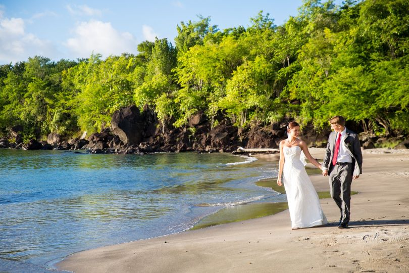 St. Lucia Destination Wedding
