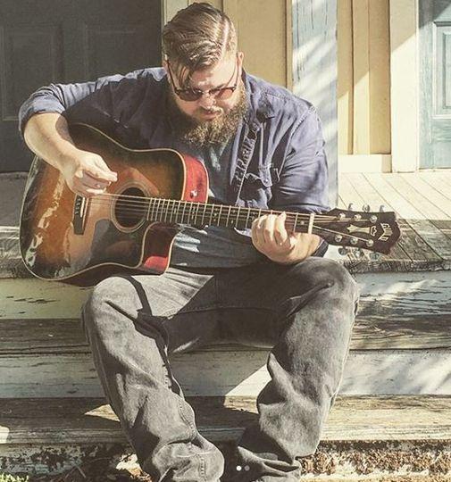 Playing an original song