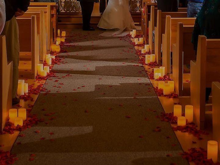 Tmx 1488253771113 Jj Aisle Candles 2 Clackamas, OR wedding florist