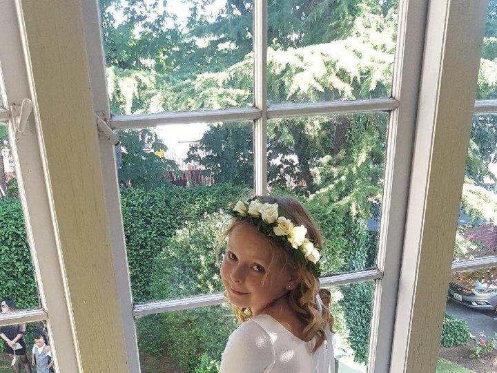 Tmx 1500239965799 Flowergirl Crown Clackamas, OR wedding florist