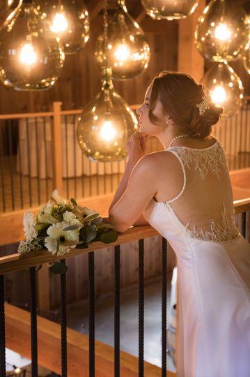 Bellevue barn bridal