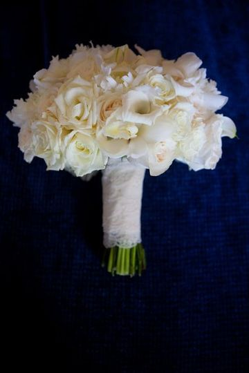 Bouquet made by Kim Sanders Art with Nature