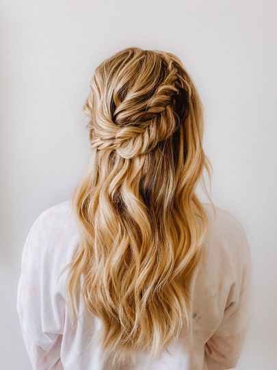 Fishtail Bride