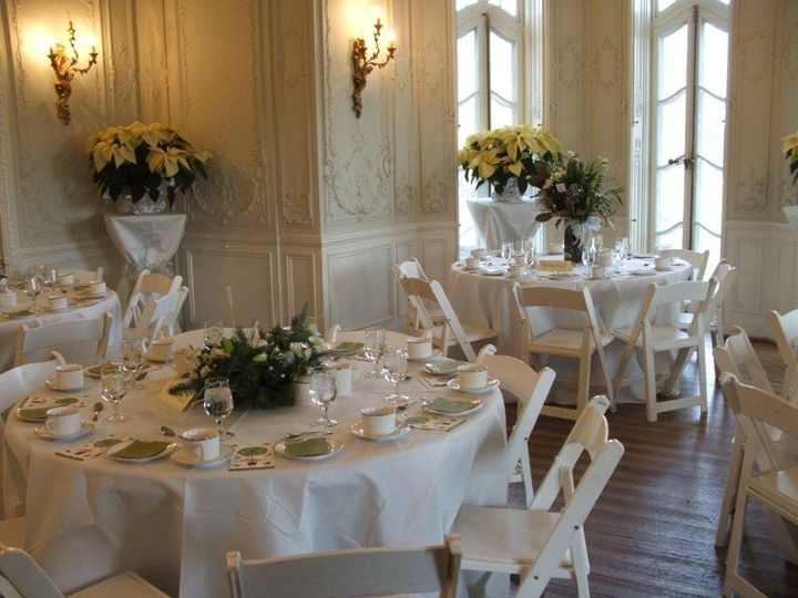 The White Room in Cylburn Mansion