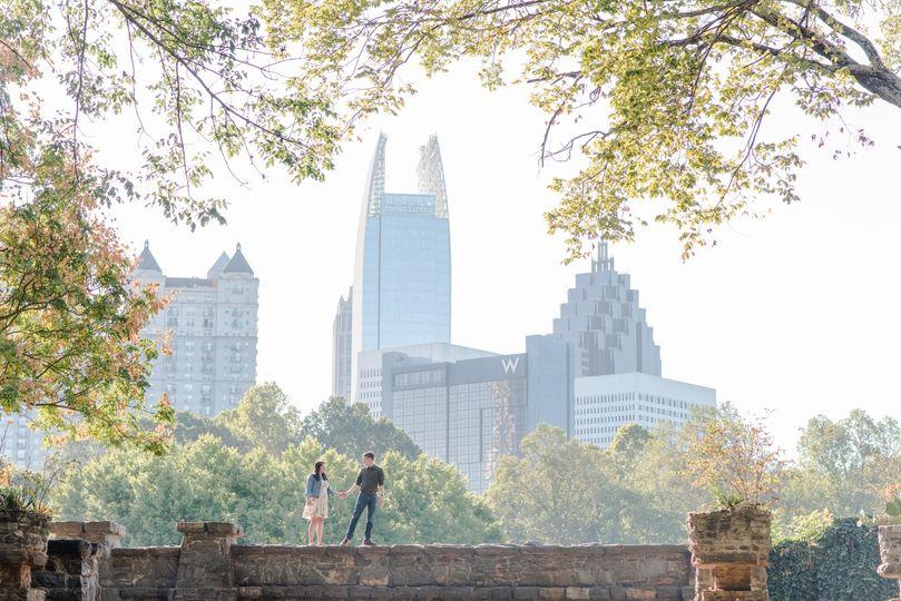Stunning cityscape