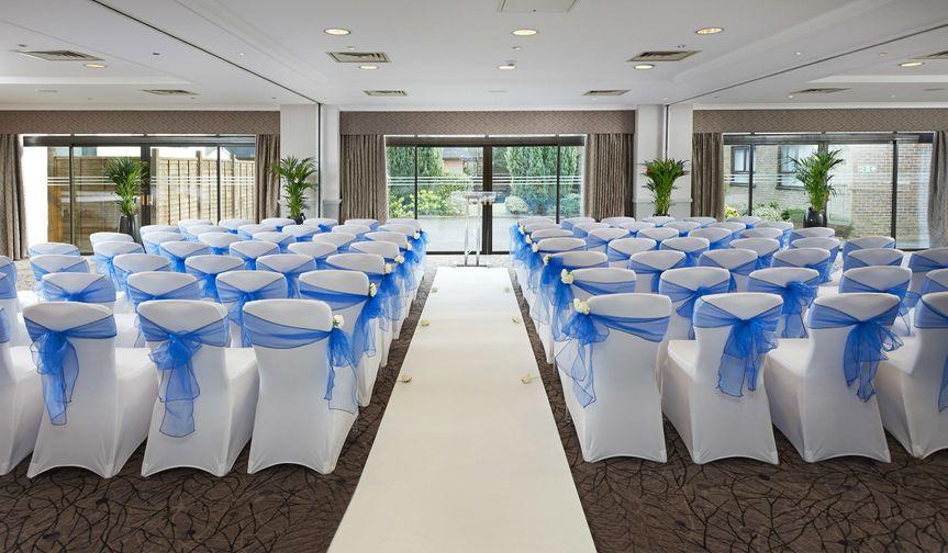 hilton cobham brooklands civil ceremony