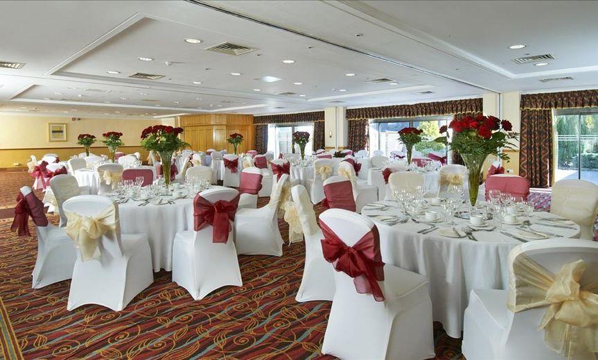 hilton cobham wedding venue