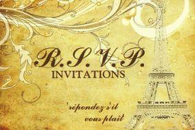 R.S.V.P. Invitations