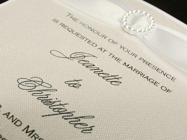 Tmx 1334889357363 51396497625b383dc3abz Cliffside Park wedding invitation