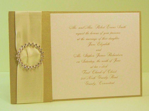 Tmx 1334889360447 5141245889fc62ac5f5az Cliffside Park wedding invitation