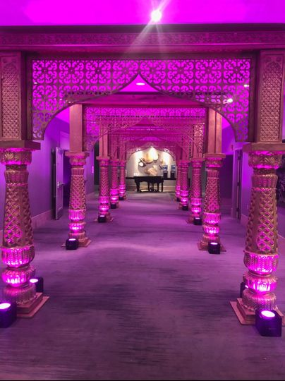 Our Grand Foyer