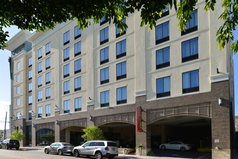 Outlook of Courtyard by Marriott Wilmington Downtown/Historic District
