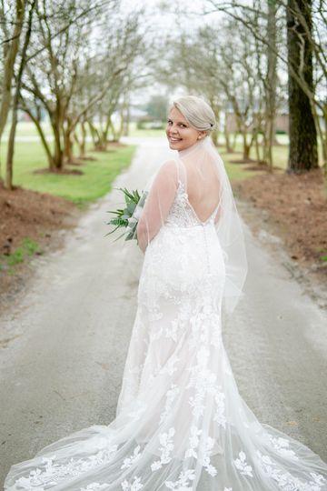 Abby's Bridal Photo